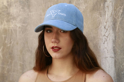 Verch Chatil Denim Cap