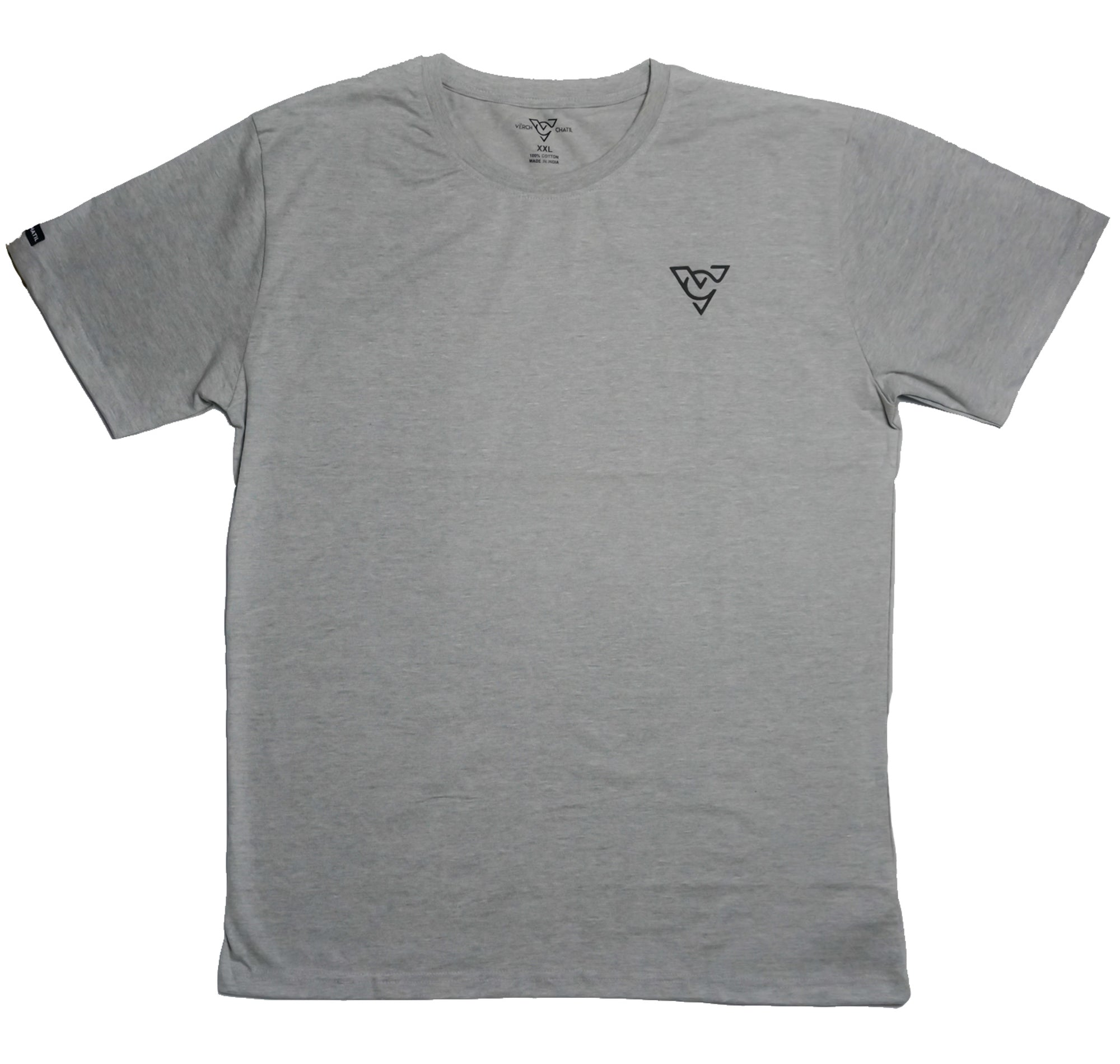 Verch Grey Short Sleeve Tshirt