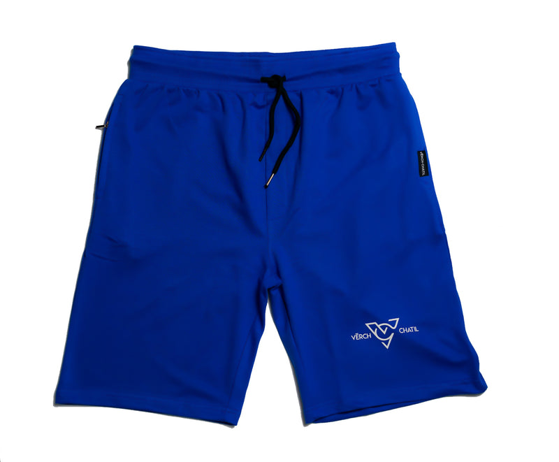 Verch Royal Blue Short Trunk Pant