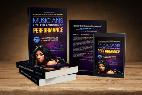 Musicians Little Blackbook of Performance E-book