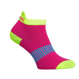 SALMING PERFORMANCE ANKLE SOCK 3P<br /> <h6>Coral, Mixed</h6>