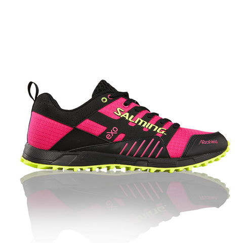 SALMING TRAIL T4<br /> <h6>Black, Pink Glo</h6>