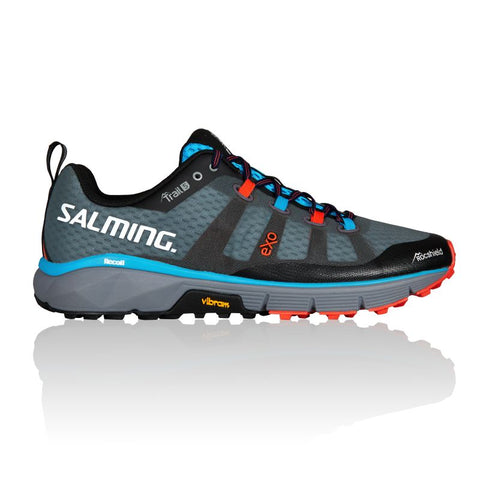 SALMING TRAIL T5<br /> <h6>Grey, Black</h6>