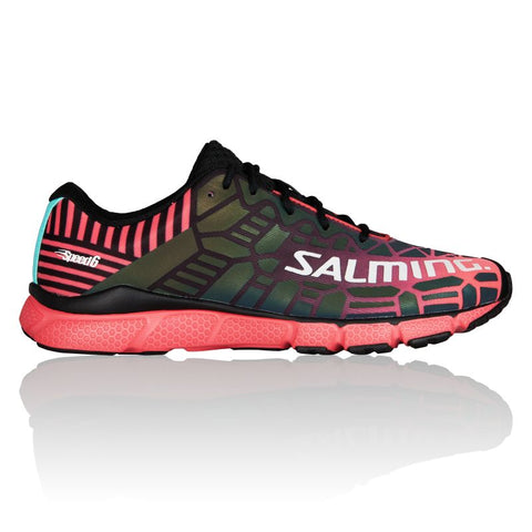 SALMING SPEED6<br /> <h6>Black, Bright Coral</h6>