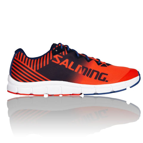SALMING MILES LITE- MEN<br /> <h6>Orange Flame, Limoges Blue</h6>