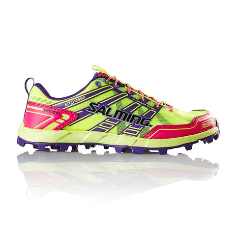 SALMING ELEMENTS - WOMEN<br /> <h6>Safety Yellow, Pink Glo</h6>