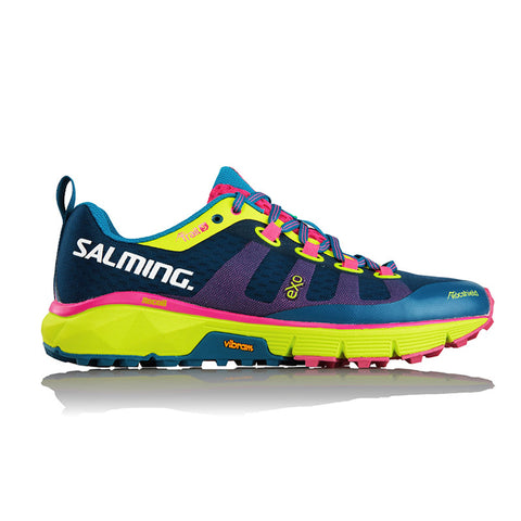 SALMING TRAIL 5<br /> <h6>Blue, Fluo Yellow</h6>