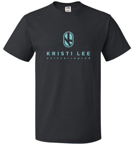 Kristi Lee Uninterrupted T-Shirt  - MyMerch.us