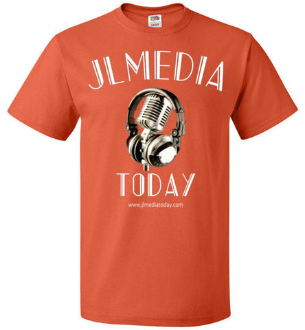 JL Media Today T-Shirt - MyMerch.us