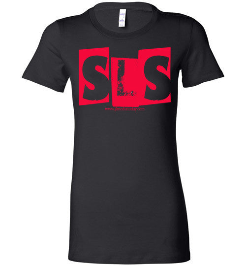 Screenland Squadron Podcast Ladies' T-Shirt Black / S - MyMerch.us