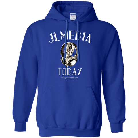 JL Media Today Hoodie Royal / Small - MyMerch.us