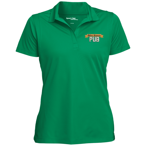 86th Street Pub Ladies' Polo Kelly / Small - MyMerch.us