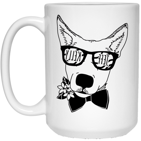 Jeff Kelly 15 oz. Mug One Size - MyMerch.us