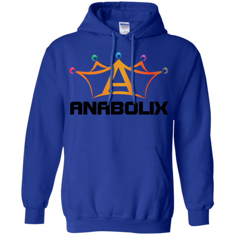 Anabolix Skate Hoodie Royal / Small - MyMerch.us