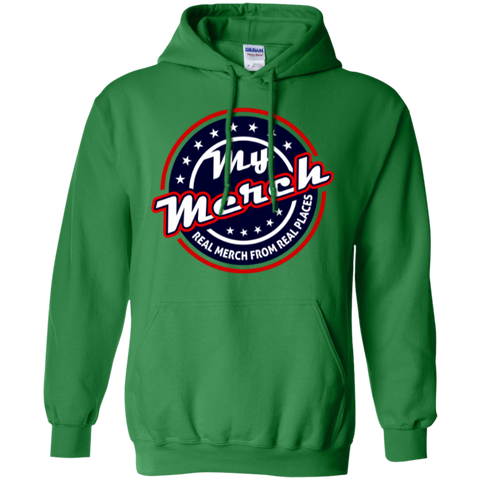 My Merch Hoodie Irish Green / Small - MyMerch.us