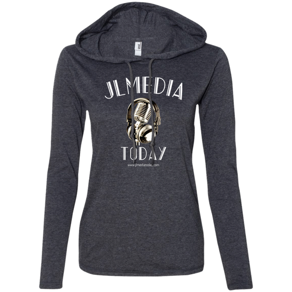 JL Media Today Ladies' T-Shirt Hoodie - MyMerch.us