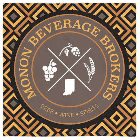 Monon Beverage Brokers Bandana - MyMerch.us