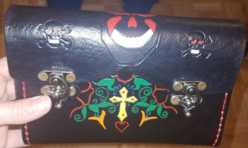 Pirate Leather Pouch