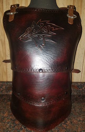 Mens Leather Armor