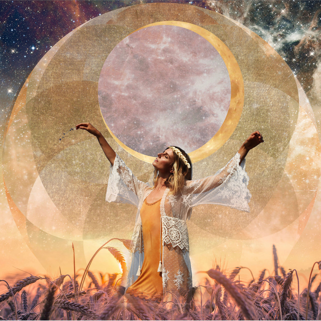 Intuitive Astrology: Super New Moon in Virgo