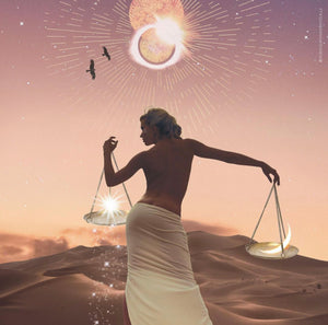 Intuitive Astrology: Full Moon in Libra 2021