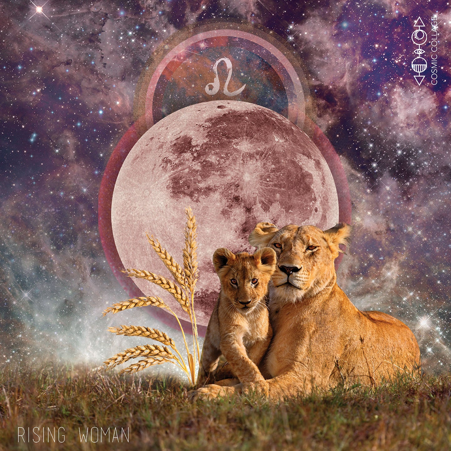 Intuitive Astrology: Full Moon in Leo 2020