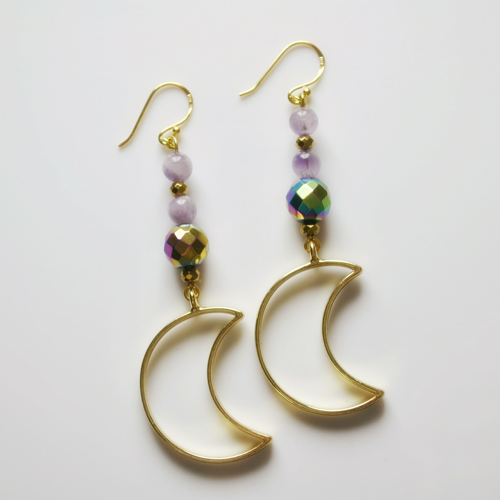 Mermaid Midnight Swim Earrings - Lost Cosmos