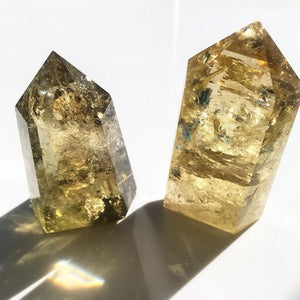 Large Citrine Point