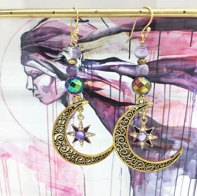 The Witching Hour Earrings
