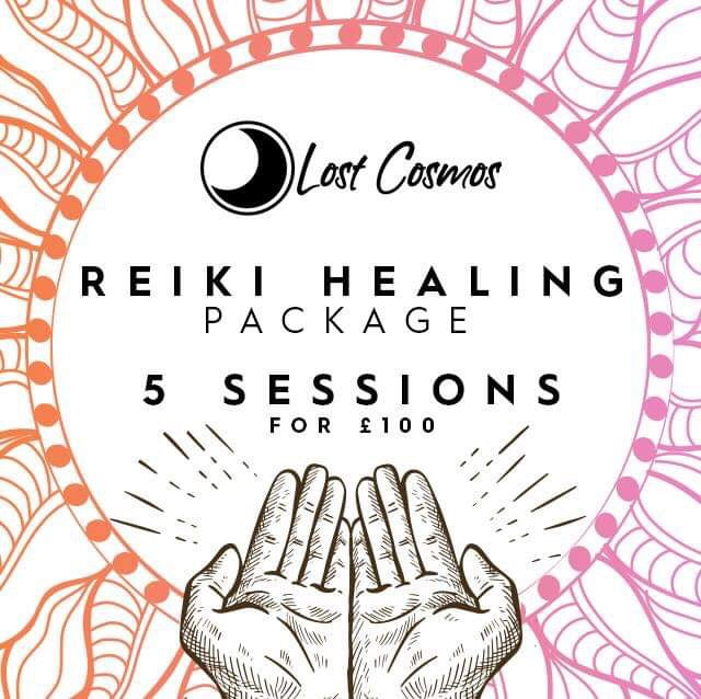 Reiki Healing Package