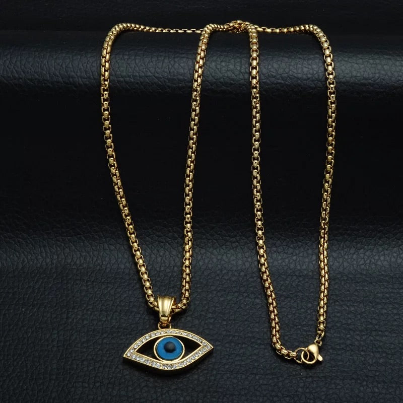 Evil Eye Protection Talisman