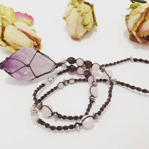 Queen of Mystics Amethyst Necklace - Lost Cosmos