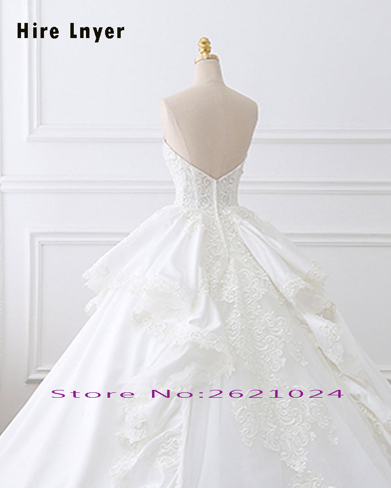 Najowpjg New Special Luxury Wedding Dresses 2018 Online Shop China ...