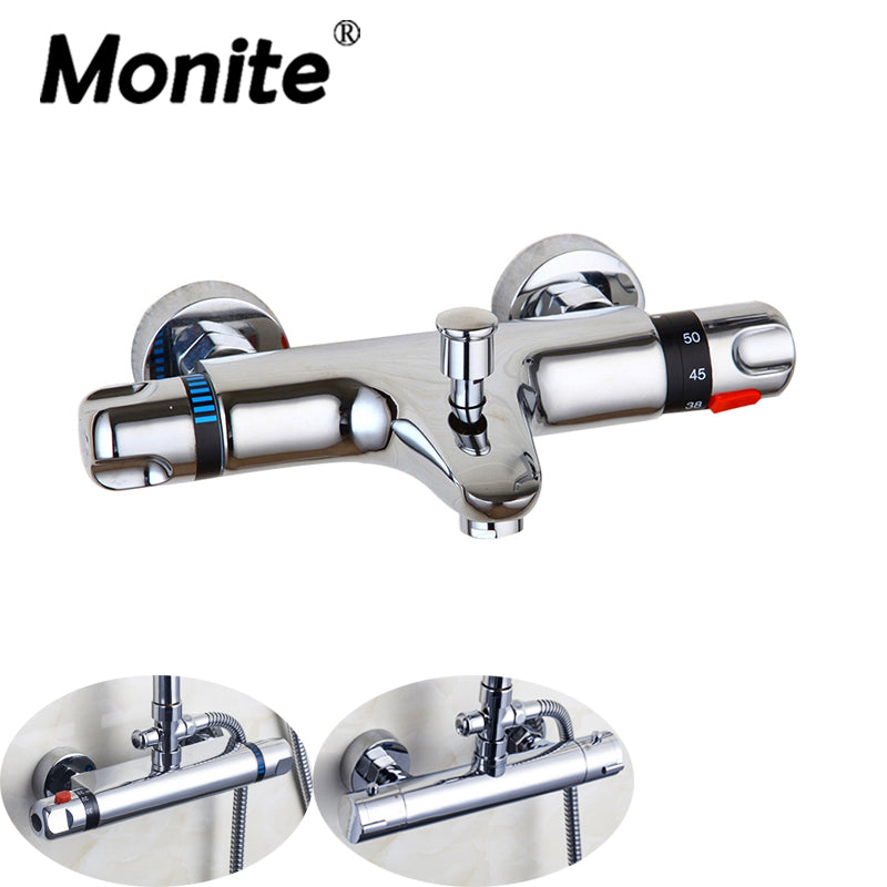Bathroom Thermostatic Mixer Taps on shower mixer taps, kitchen mixer taps, plumbing mixer taps,