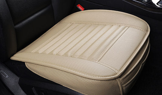 Pu Leather Car Seat Pad Auto Cushions Non Slide Cushion Pads