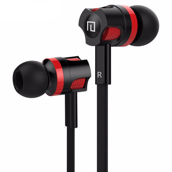 Noise Isolating Earphones with High Quality Microphone