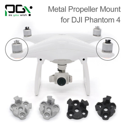 DJI phantom 4 PRO Metal Propeller Bracket Mount
