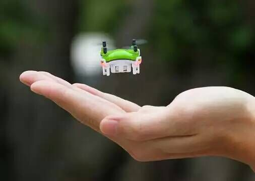 World's Smallest Drone!