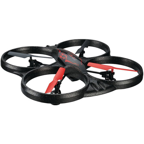 Fast-Flying Sky King Quadcopter Drone with Video Camera