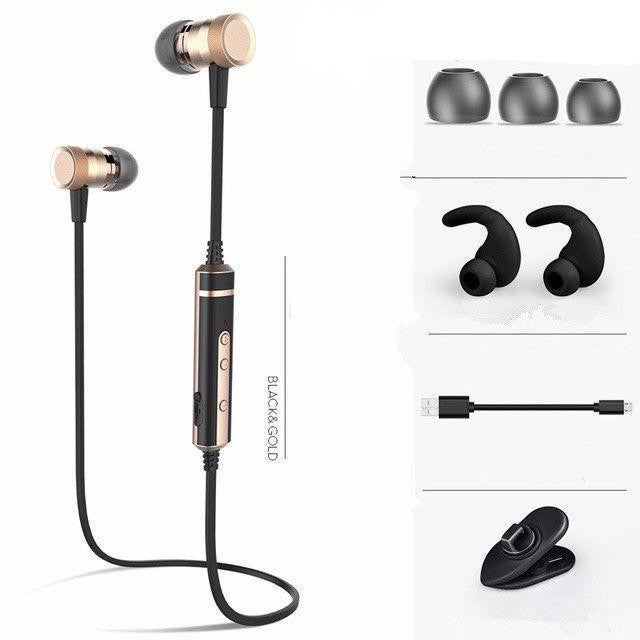 Wireless Bluetooth Earphone With Mic