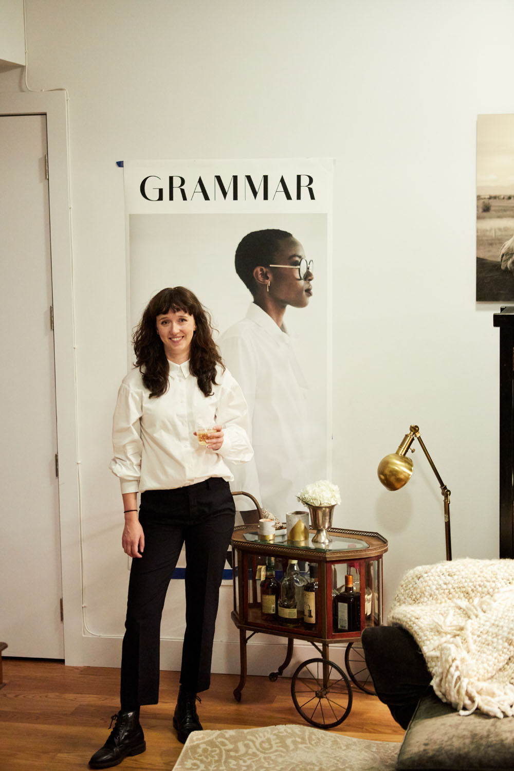 Althea Simons, Founder & CEO, GRAMMAR