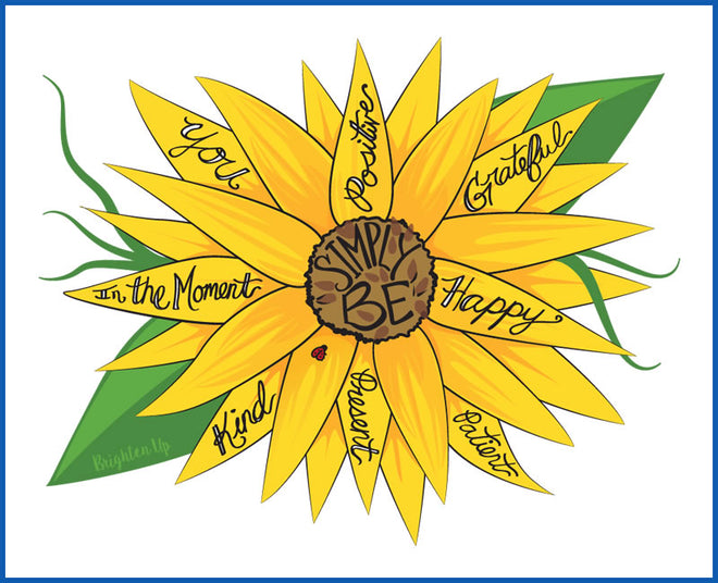 Simply Be (Sunflower)
