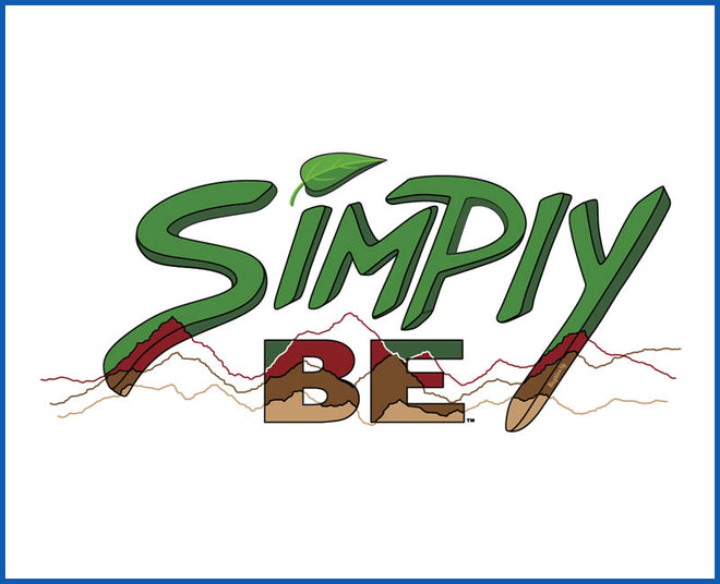 """Simply Be"" (Mountains)"