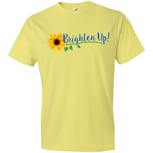 """Brighten Up!"" Mens' Tee-Shirt"