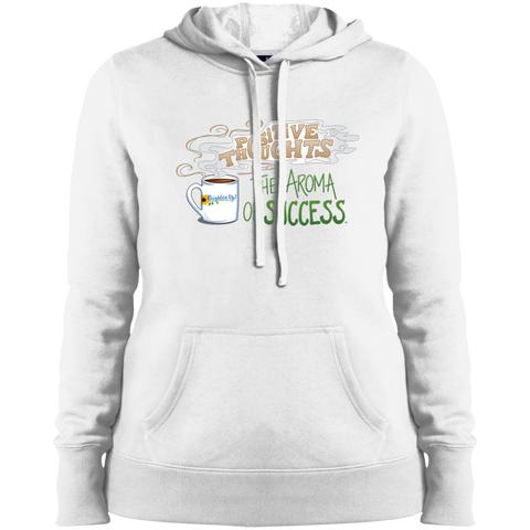 """The Aroma of Success"" Ladies' Hoodie"