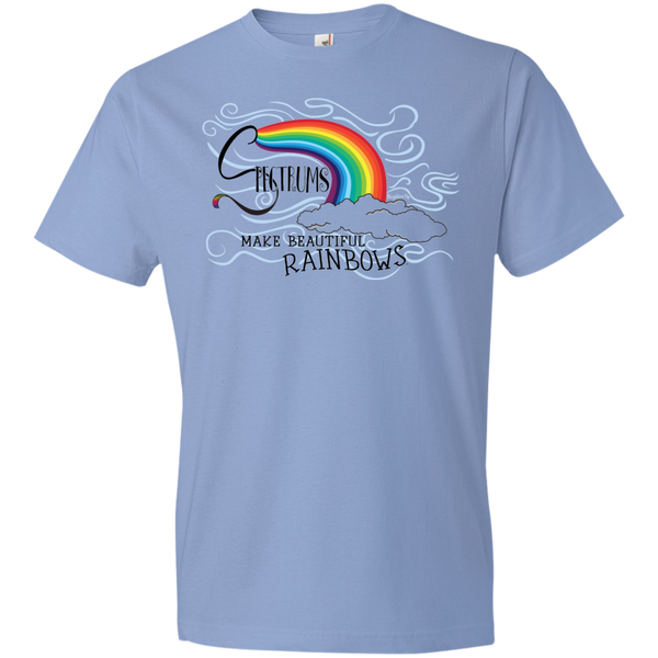 """Spectrums Make Beautiful Rainbows"" Youth Tee-Shirt"