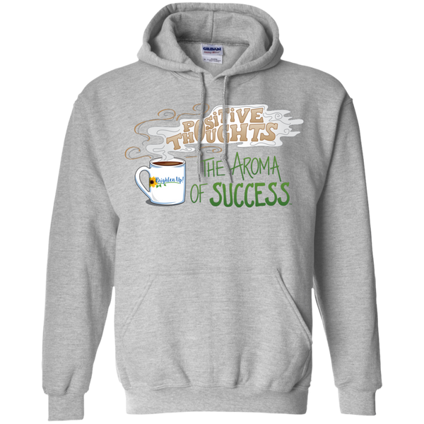 """The Aroma of Success"" Mens' Hoodie"