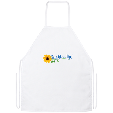 """Brighten Up!"" Apron"