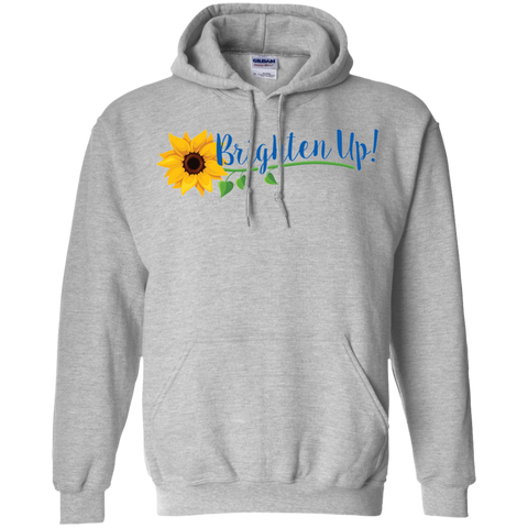 """Brighten Up!"" Mens' Hoodie"
