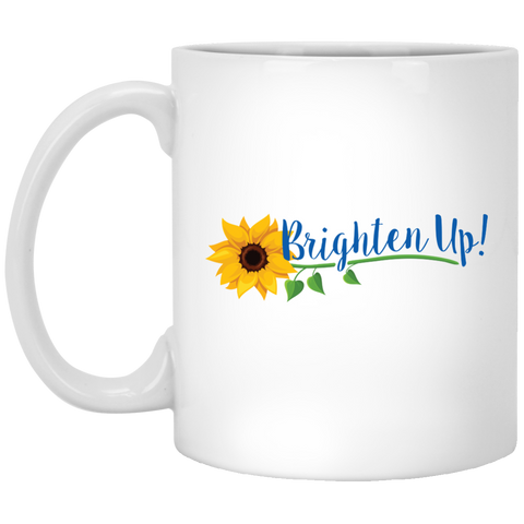 """Brighten Up!"" Coffee Mug"